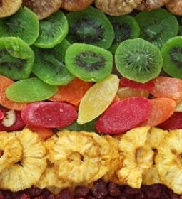 Best dried fruit