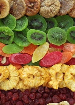 Best Iranian dried fruit supplier