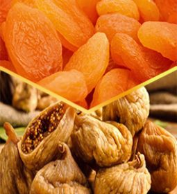 Persian dried apricots