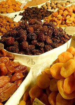 Iran dried fruit exporters association