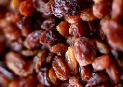 Malayer sultana raisin