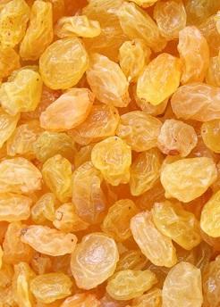 Best Golden raisins