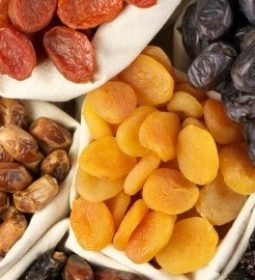 Iran dry fruits