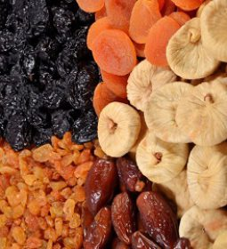 buy dried fruits and raisins