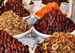 Iranian dried figs