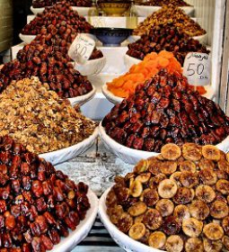 Iranian dried figs